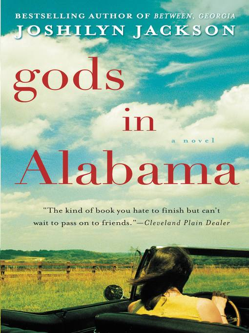 Title details for Gods in Alabama by Joshilyn Jackson - Wait list