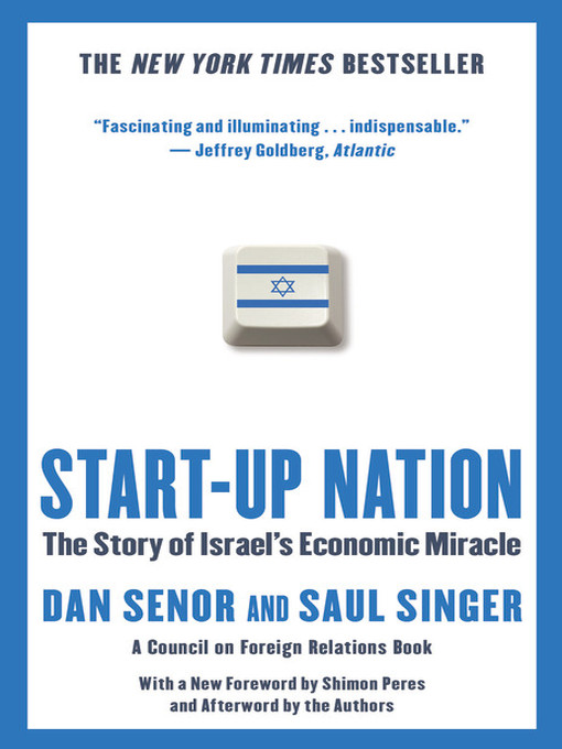 Title details for Start-up Nation by Dan Senor - Available