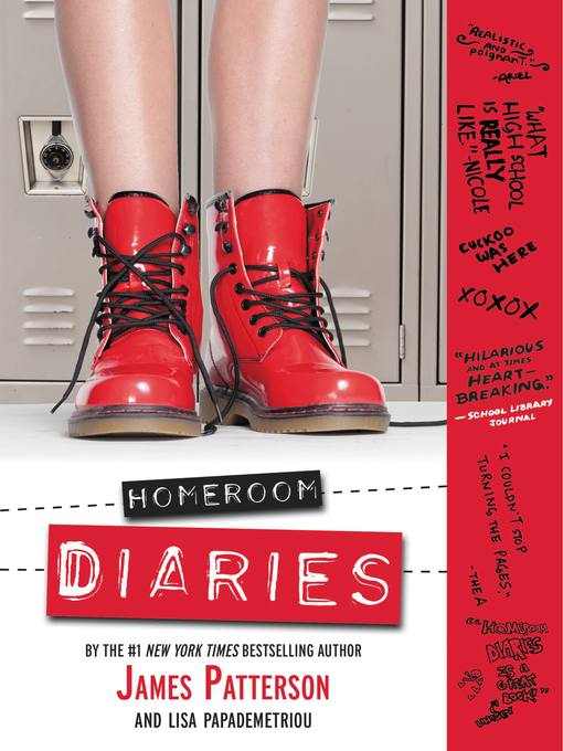 Title details for Homeroom Diaries by James Patterson - Available