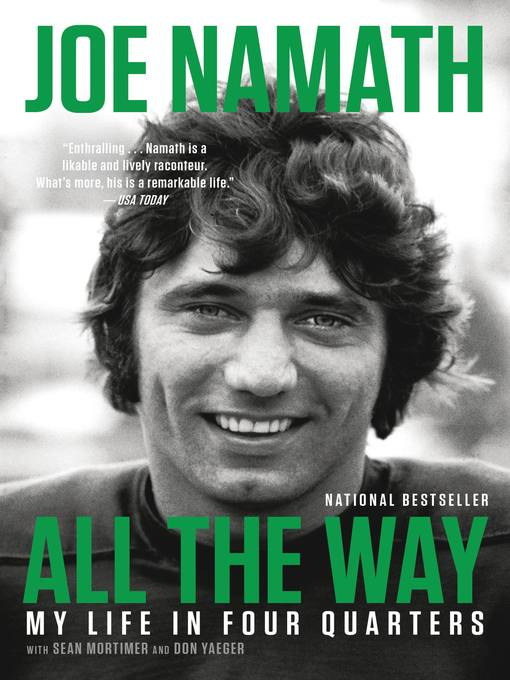 Title details for All the Way by Sean Mortimer - Available