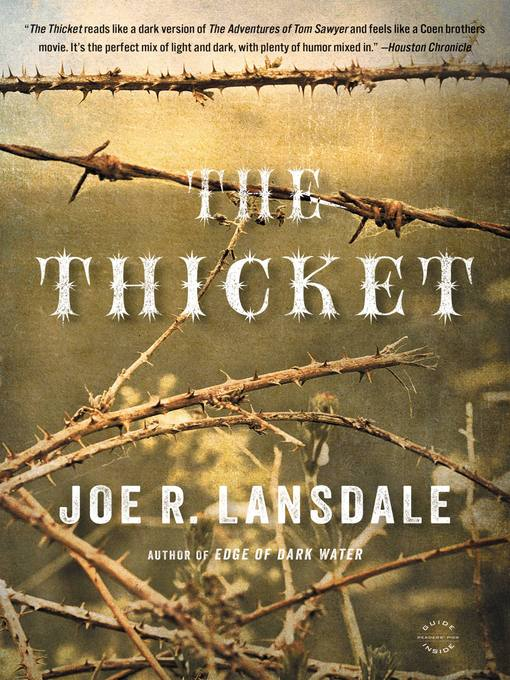 Title details for The Thicket by Joe R. Lansdale - Available