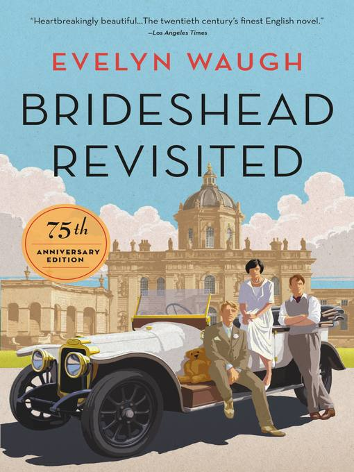 Title details for Brideshead Revisited by Evelyn Waugh - Available