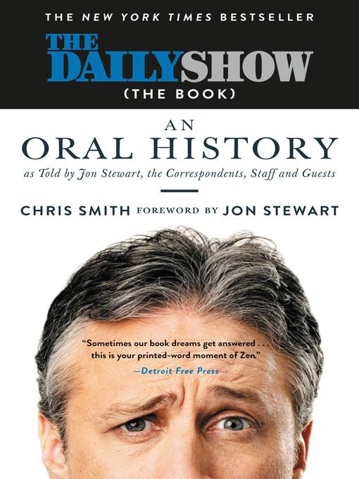 Title details for The Daily Show (The Book) by Jon Stewart - Available
