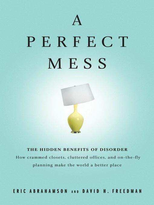 Cover of A Perfect Mess