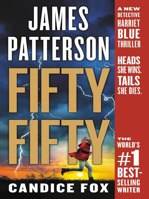 Title details for Fifty Fifty by James Patterson - Wait list