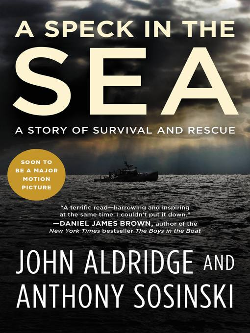 Title details for A Speck in the Sea by John Aldridge - Available