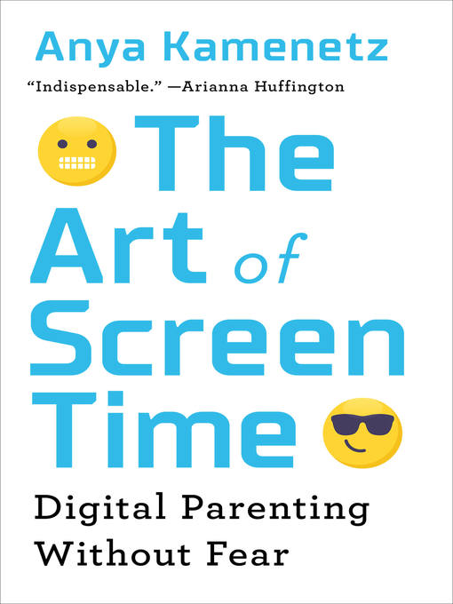 Cover of The Art of Screen Time