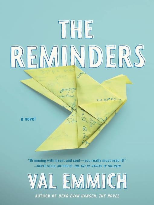 Title details for The Reminders by Val Emmich - Available