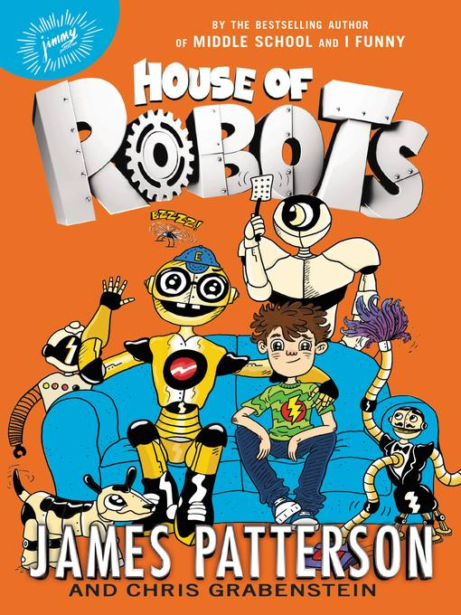 Cover of House of Robots