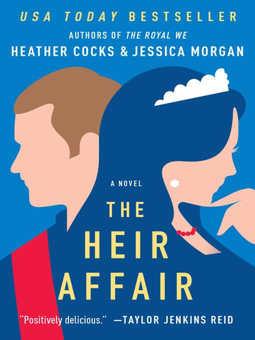 Title details for The Heir Affair by Heather Cocks - Wait list
