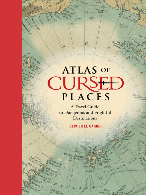 Cover of Atlas of Cursed Places