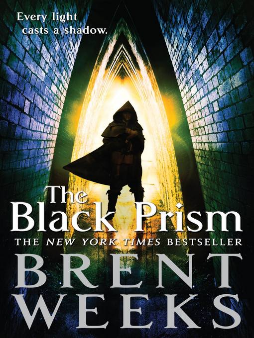 Title details for The Black Prism by Brent Weeks - Wait list
