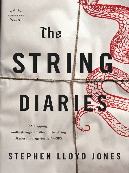 Title details for The String Diaries by Stephen Lloyd Jones - Wait list