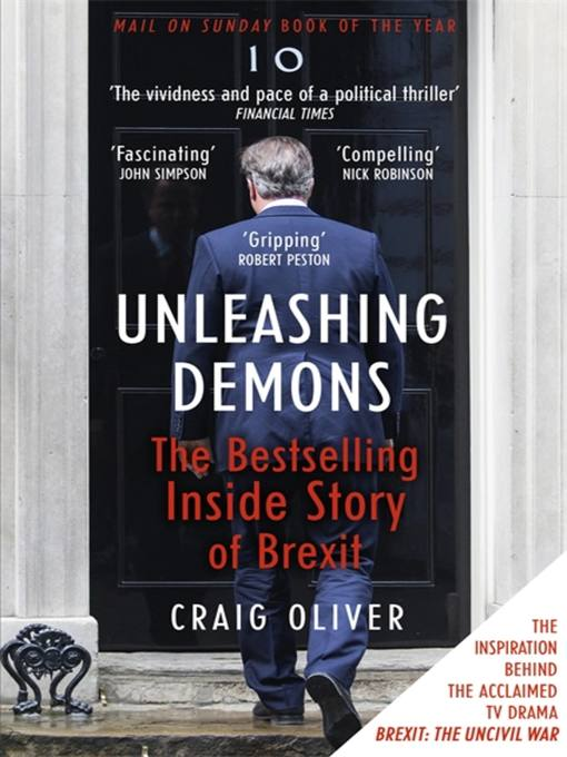 Title details for Unleashing Demons by Craig Oliver - Available