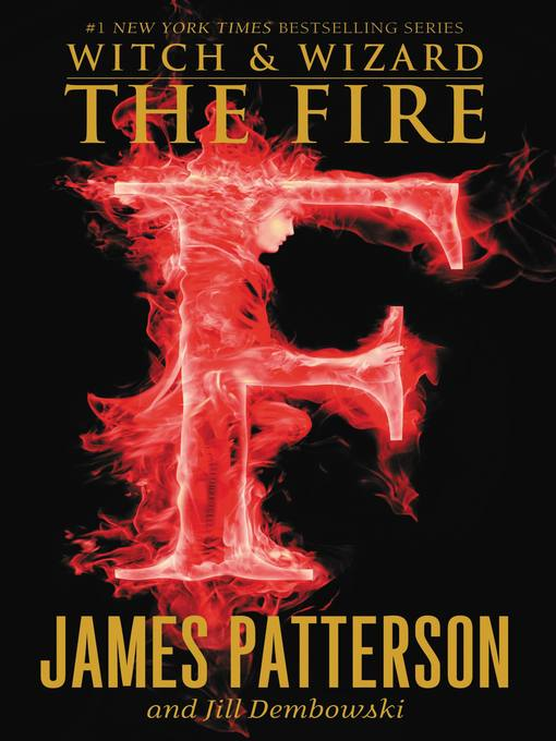 Cover image for book: The Fire