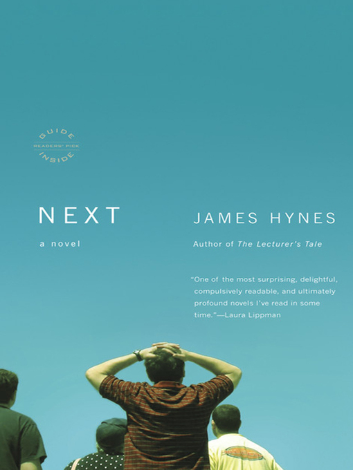 Title details for Next by James Hynes - Available