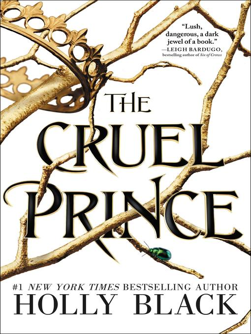 Title details for The Cruel Prince by Holly Black - Available