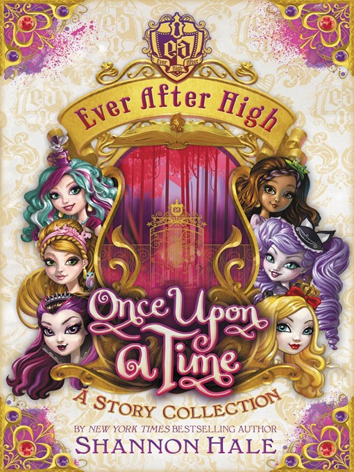 Title details for Once Upon a Time by Shannon Hale - Wait list