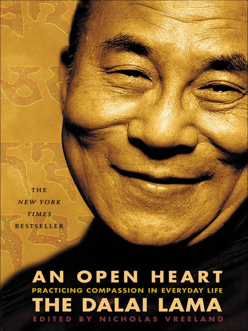 Title details for An Open Heart by The Dalai Lama - Available