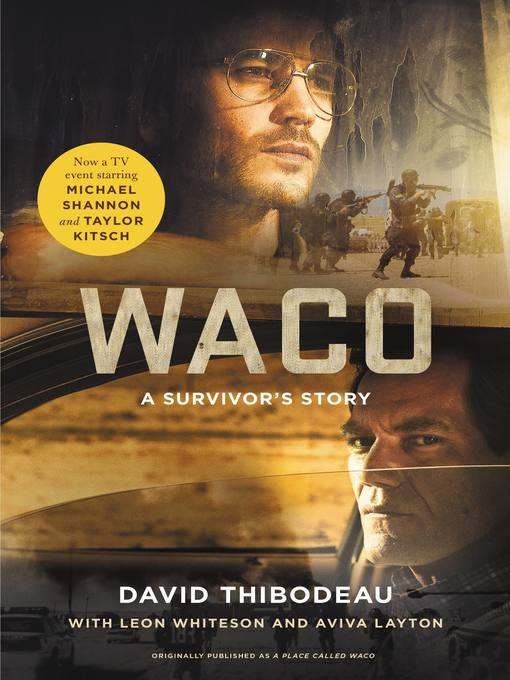 Title details for Waco by David Thibodeau - Wait list