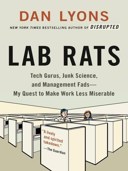 Title details for Lab Rats by Dan Lyons - Available