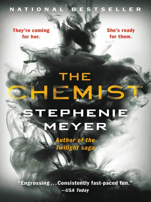Title details for The Chemist by Stephenie Meyer - Wait list