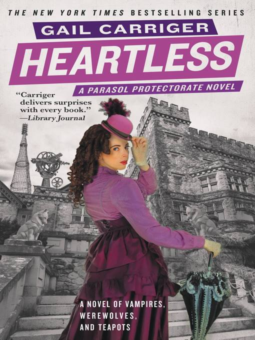 Title details for Heartless by Gail Carriger - Available