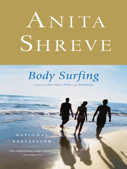 Title details for Body Surfing by Anita Shreve - Available
