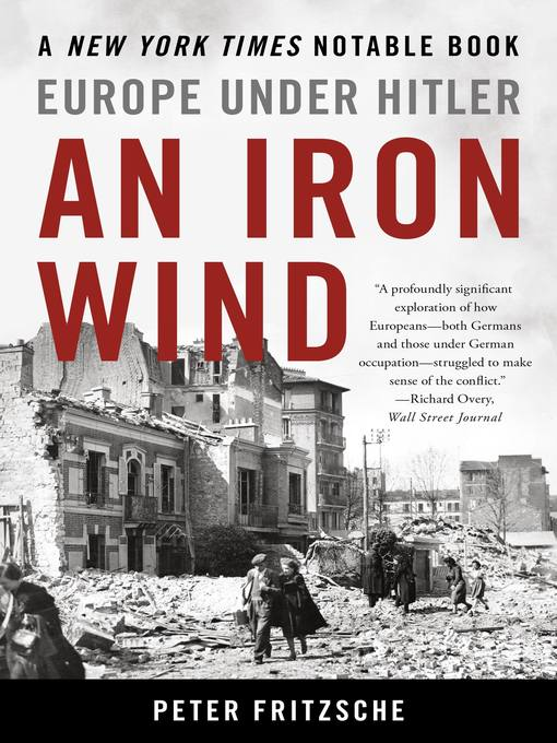 Title details for An Iron Wind by Peter Fritzsche - Available