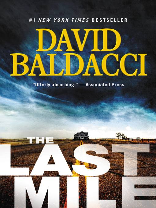 Title details for The Last Mile by David Baldacci - Wait list