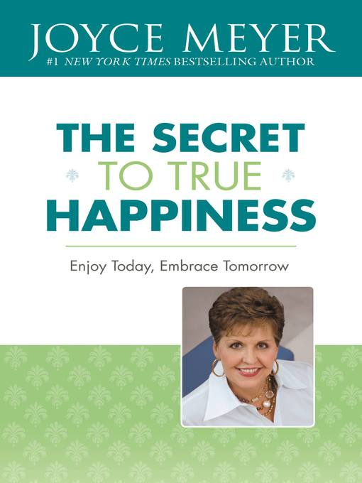 Cover of The Secret to True Happiness