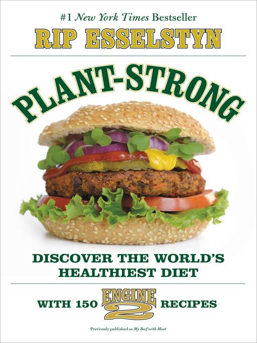Title details for Plant-Strong by Rip Esselstyn - Wait list