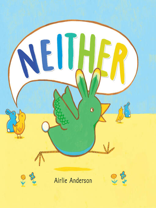 Title details for Neither by Airlie Anderson - Available
