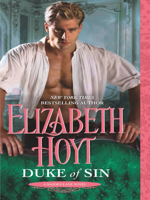 Title details for Duke of Sin by Elizabeth Hoyt - Wait list