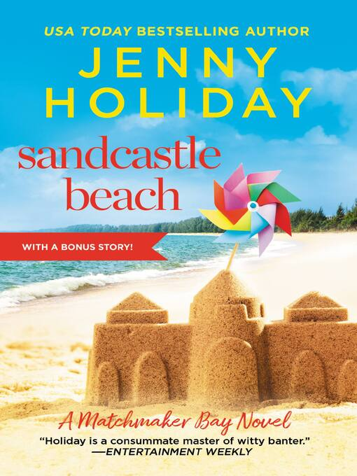 Title details for Sandcastle Beach--Includes a Bonus Novella by Jenny Holiday - Wait list