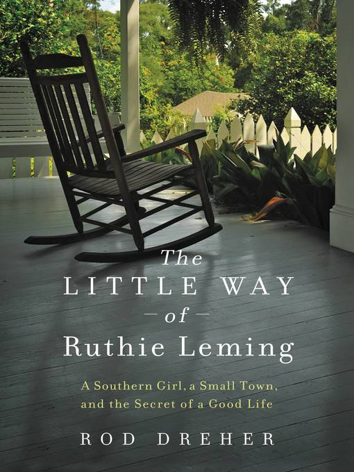 Cover of The Little Way of Ruthie Leming