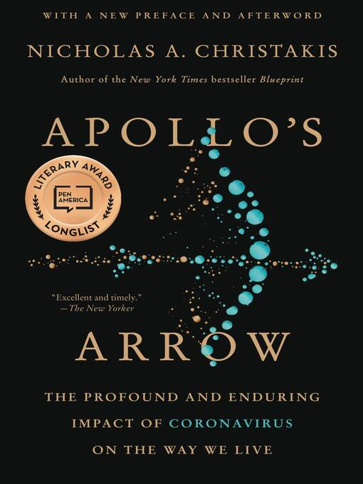 Title details for Apollo's Arrow by Nicholas A. Christakis - Available