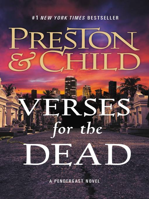 Title details for Verses for the Dead by Douglas Preston - Wait list