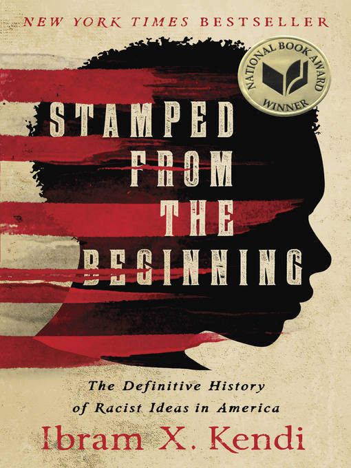 Cover of Stamped from the Beginning