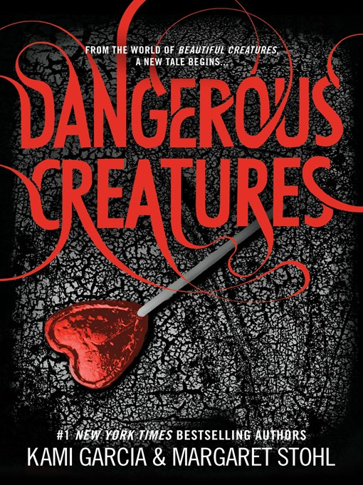 Cover image for Dangerous Creatures
