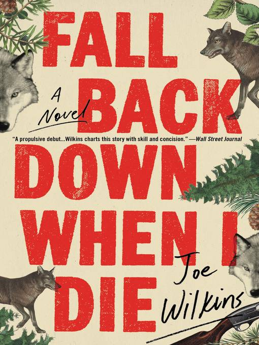 Cover image for book: Fall Back Down When I Die