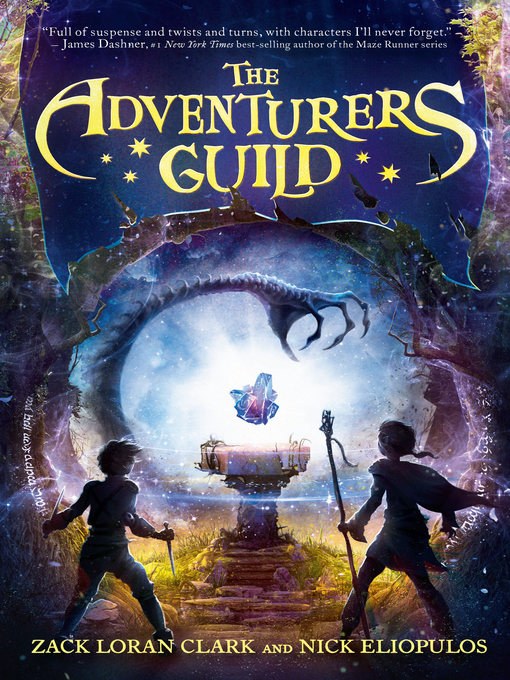 Title details for The Adventurers Guild Series, Book 1 by Zack Loran Clark - Available