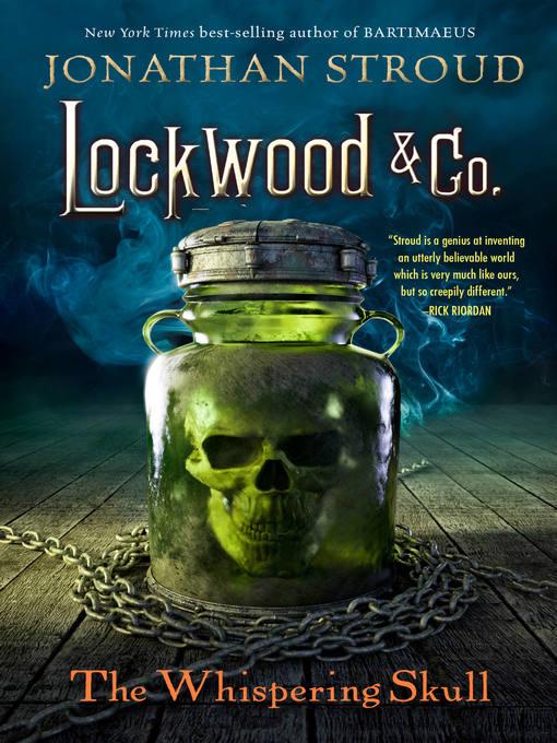 Lockwood & Co.--the Whispering Skull