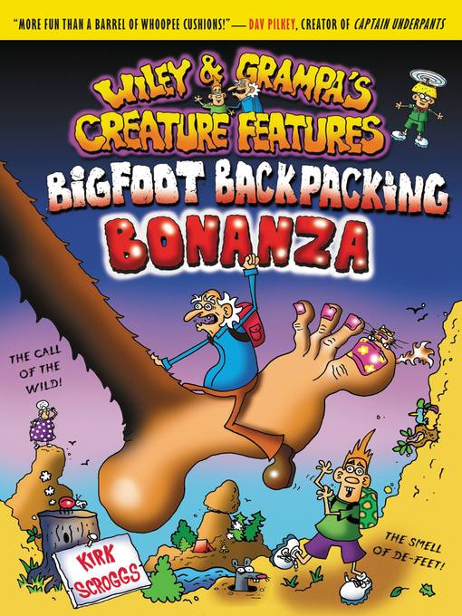 Title details for Bigfoot Backpacking Bonanza by Kirk Scroggs - Available