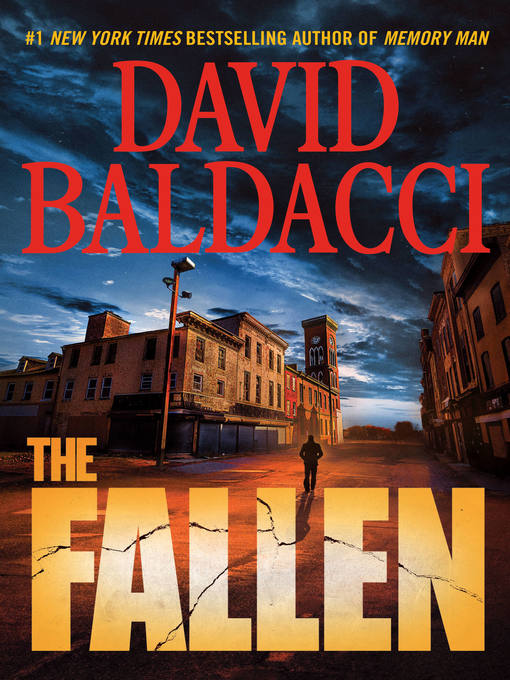 Title details for The Fallen by David Baldacci - Wait list