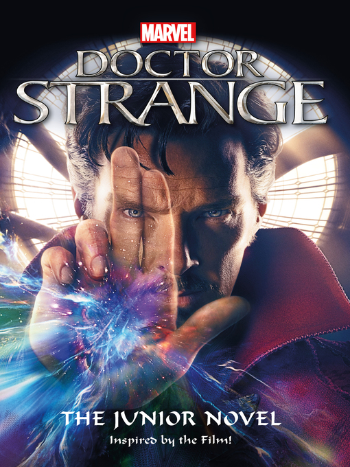 Title details for Marvel's Doctor Strange--The Junior Novel by Marvel - Available
