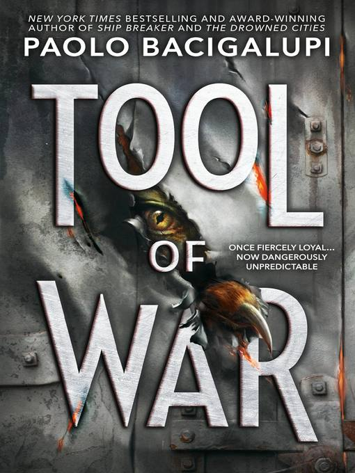 Cover of Tool of War