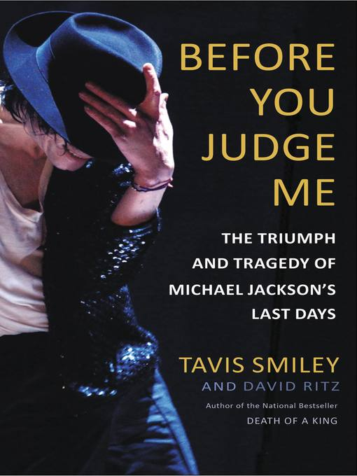 Title details for Before You Judge Me by Tavis Smiley - Available