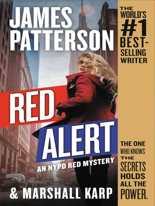 Title details for Red Alert by James Patterson - Available