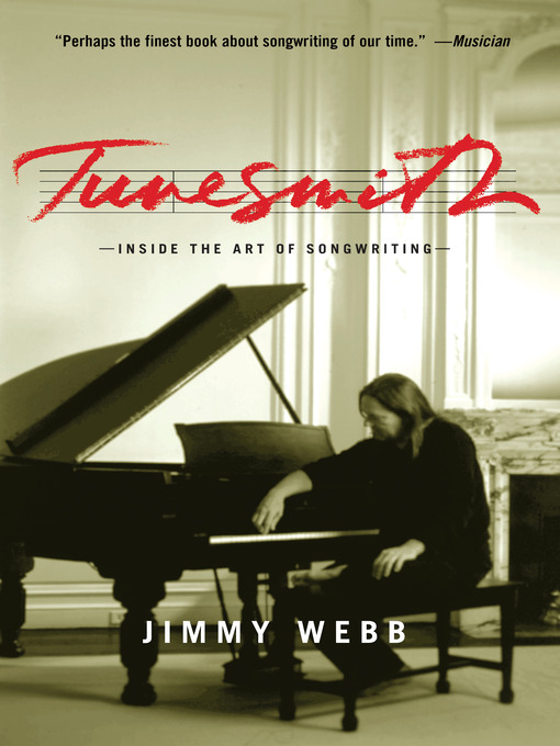 Title details for Tunesmith by Jimmy Webb - Available